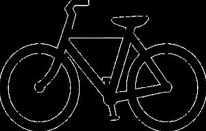 vélo. image libre de droits