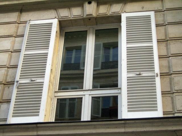 D'une fenêtre à l'autre…